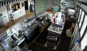 Restaurant security cameras West Palm Beach