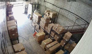 Security Camera Installation for Manufacturing West Palm Beach