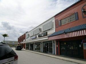 Shopping center security camera company