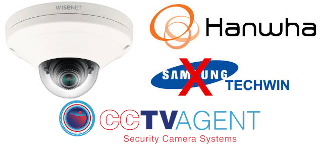 Hanwha Security Camera Installation