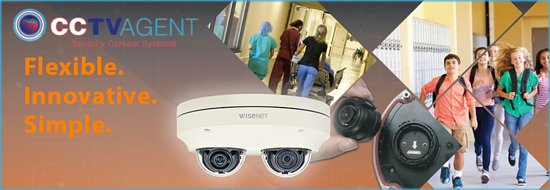 Hanwha Security Camera Installation