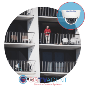 Camera for Monitoring Elderly