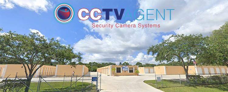 Storage Facility Security Cameras