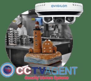Restaurant Camera System