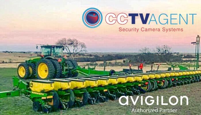 Avigilon Cameras for Agricultural Operations & Equestrian Facilities