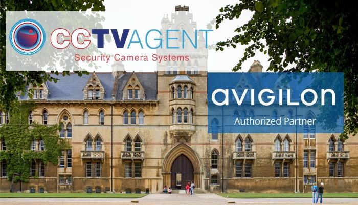 Avigilon Security Cameras for Schools