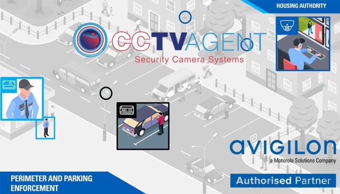 Avigilon Security Camera for Housing Authority