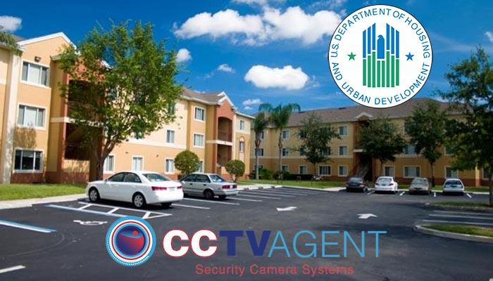 Avigilon Security Cameras for Housing Authority