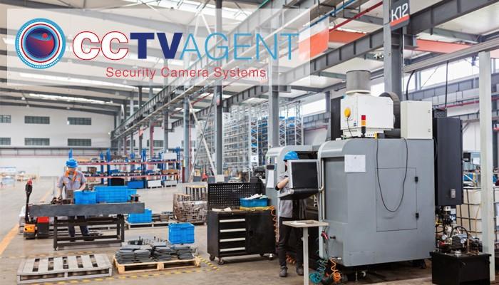 Avigilon Security Cameras for Manufacturing