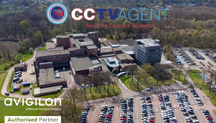 Avigilon Security for Healthcare